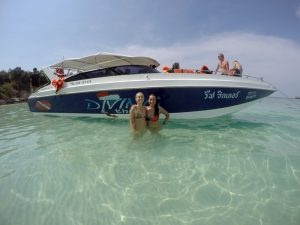 Scuba diving Pattaya speedboat Trips www.real-divers.com