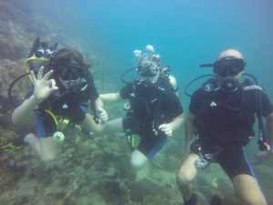 Discover scuba diving Pattaya