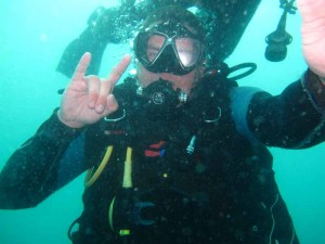 Pattaya PADI Open Water course