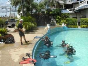 PADI IDC Staff Instructor www.real-divers.com Pattaya, Thailand