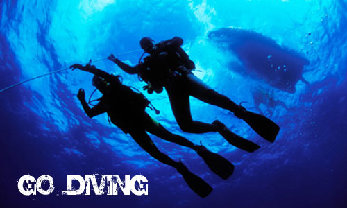 PADI sidemount specialty diver course