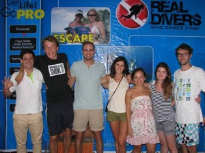pattaya scuba diving internship packages