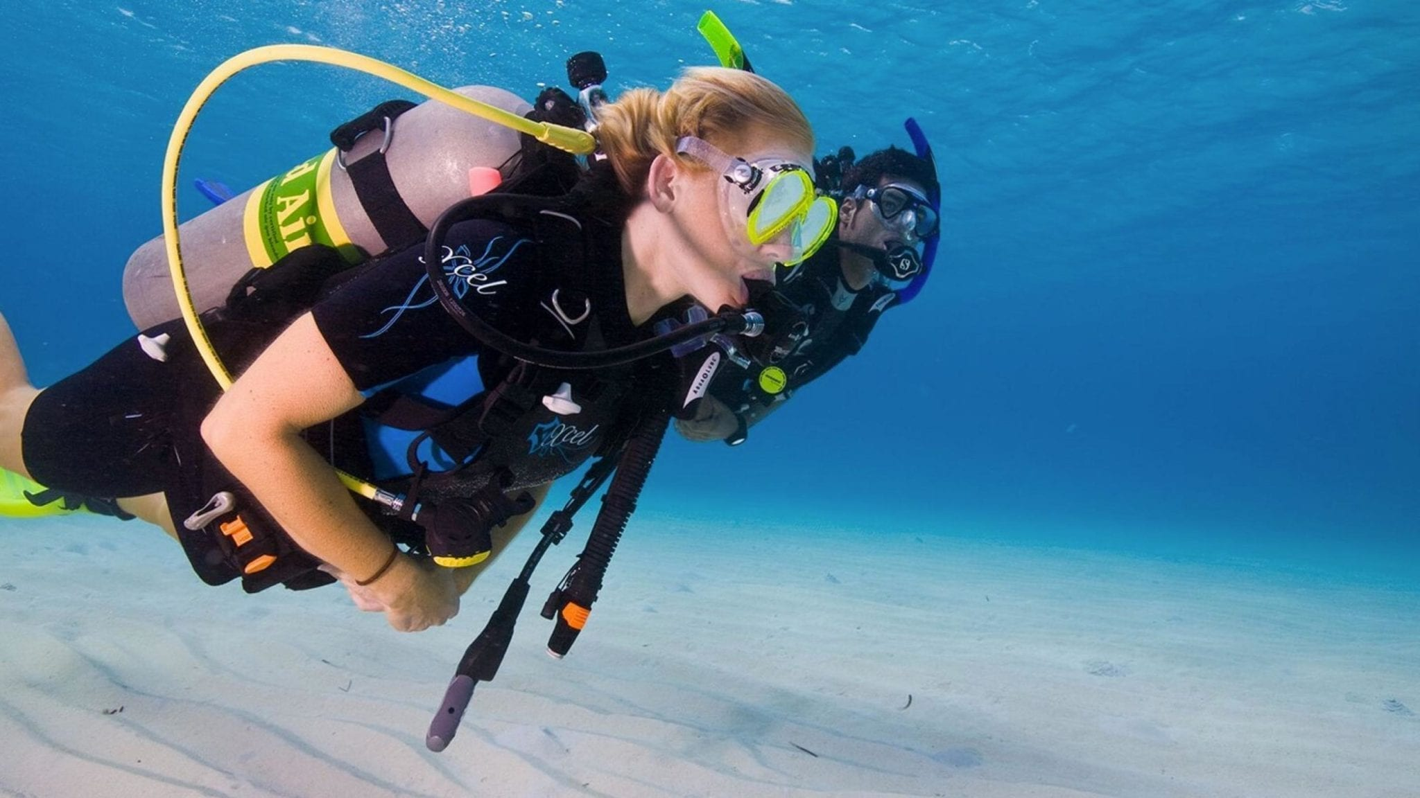 PADI Enriched Air Specialty Nitrox www.real-divers.com